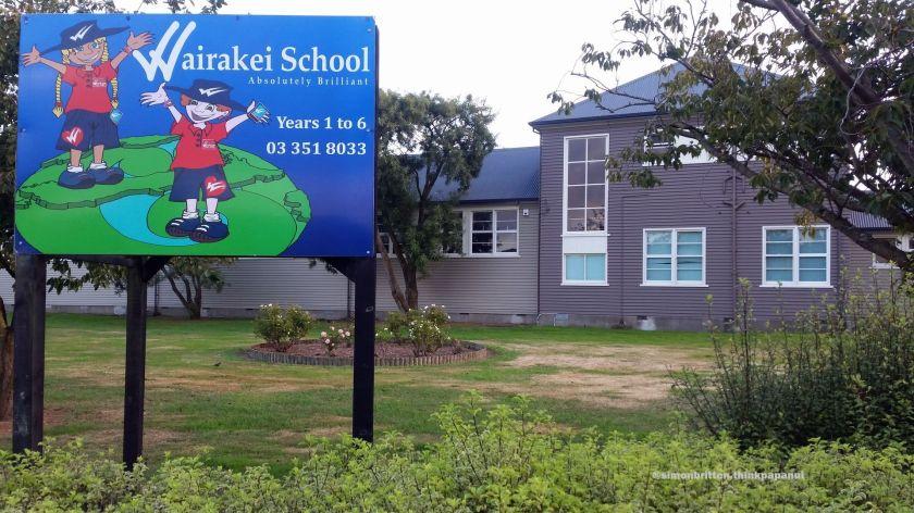 Wairakei School in Papanui Ward